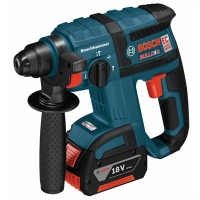 18 V 3/4 In. SDS-plus Brushless Rotary Hammer Kit with Chisel Function