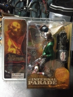 Clive Barker's The Infernal Parade Series One Tom Requiem MISB