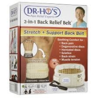Dr. Ho's 2 in 1 Back Relief Belt