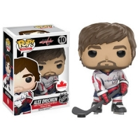 Funko Pop Capitals #10 Alex Ovechkin