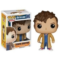 Funko Pop Doctor who # 221 Tenth doctor