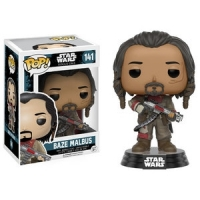 Funko Pop Star Wars #141 Baze Malbus