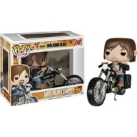 Funko Pop The walking dead # 08 Daryl Dixon's Chopper
