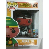 Funko Pop Three Kingdoms #24 Guan Yu