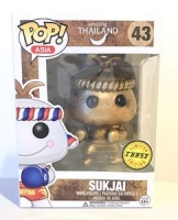 Funko Pop amazing thailand #43 Sukjai limited CHASE Edition
