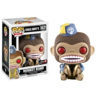 Funko Pop call of duty #147 Monkey bomb