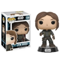 Funko Pop star wars rogue one #138 JYN Erso