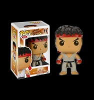 Funko Pop street fighter #71 Ryu