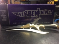 Hibben knives United Cutlery Brands The Griffyn Gold Limited Edition