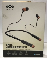Marley smile jamaica wireless bluetooth earphones