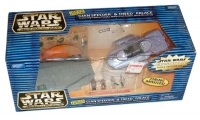 Star Wars Action Fleet limited Edition Gian Speeder