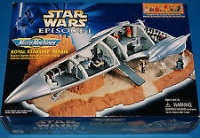 Star Wars Episode 1 royal starship repair