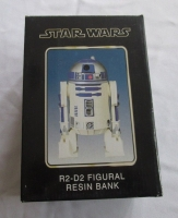 Star Wars R2-D2 Figural Resin Bank