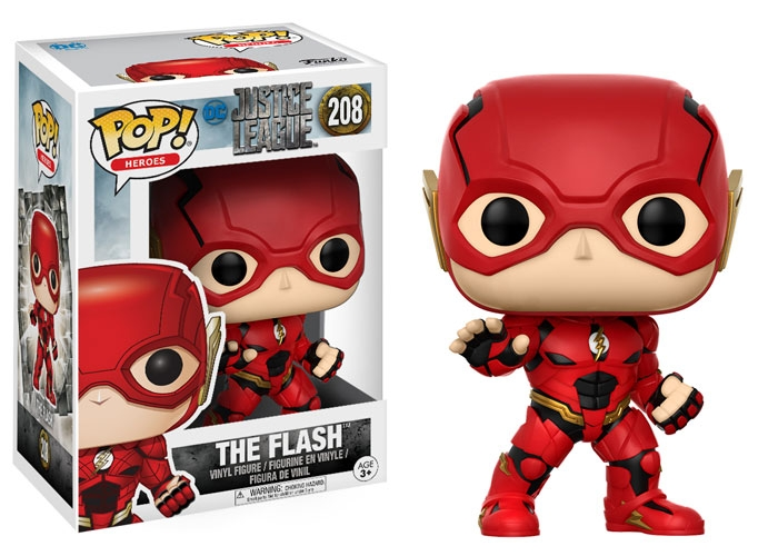 Funko Pop Justice League #208 The Flash
