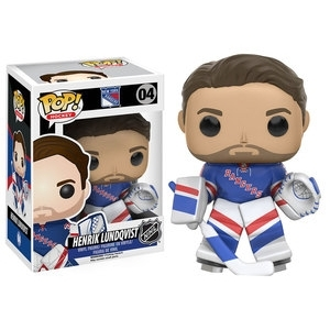 Funko Pop New York Rangers #04 Henrik Lundqvist