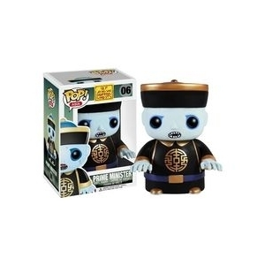 Funko Pop The jingshi Hopping Ghost # 06 Prime Minister