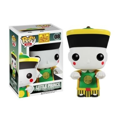 Funko Pop The jingshi Hopping Ghost # 08 Little Prince