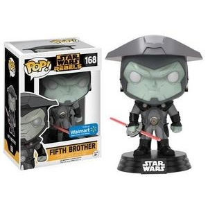 Funko Pop star wars Rebels #168 Fifth Brother