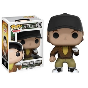 Funko Pop the A Team #374 Howling mad Murdock
