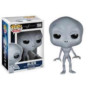Funko Pop the X Files #186 Alien