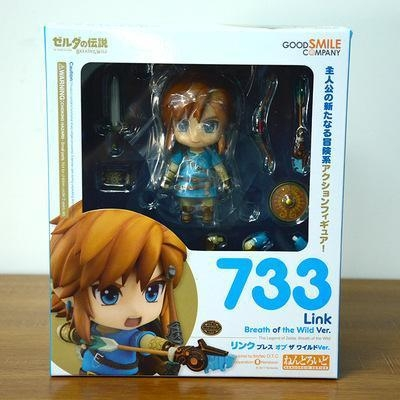 Good Smile Company Link breath of the wild:733 DX