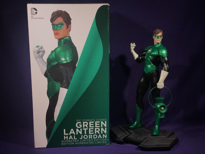 Green Lantern Hal Jordan by Dc Comics