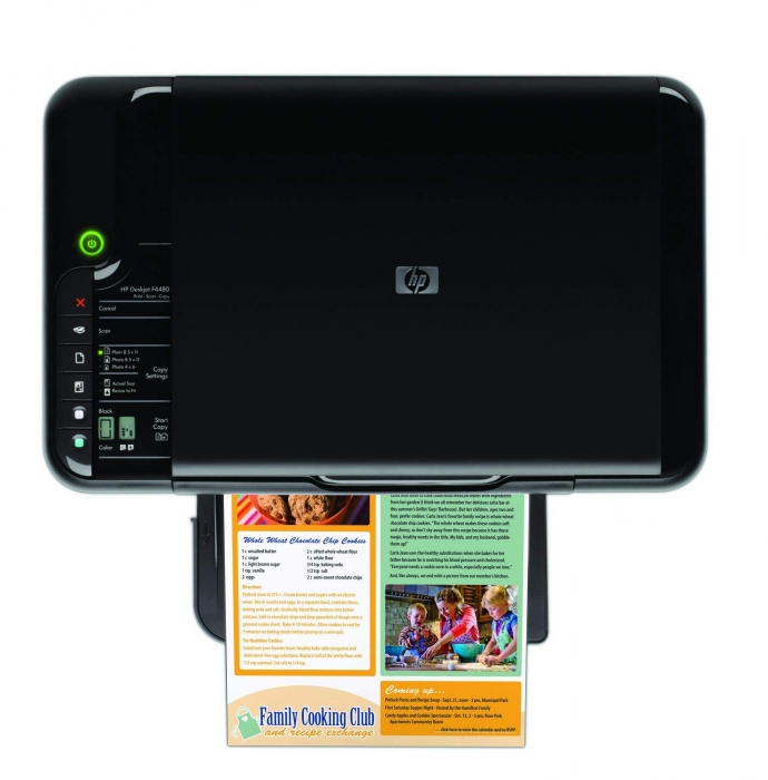 HP deskjet F4480 All in one Printer