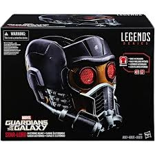 Legends Series Guardians of the galaxy Star-Lord Electronic Helmet