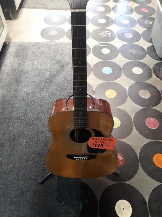 Takamine G-Series - Acoustic Guitar