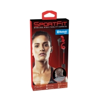 sportfit wireless high-fidelity earbuds bluetooth