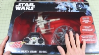 star wars air hogs x-wing vs death star