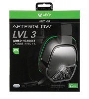 xbox one Afterglow lvl 3 wired headset