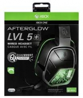 xbox one Afterglow lvl 5 wired headset Quadboost